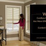 Why Cordless Blinds Are More Effective Than Corded Blinds