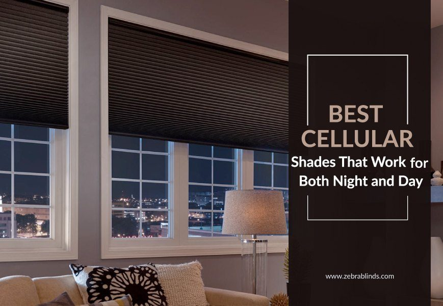 Day Night Window Blinds And Shades