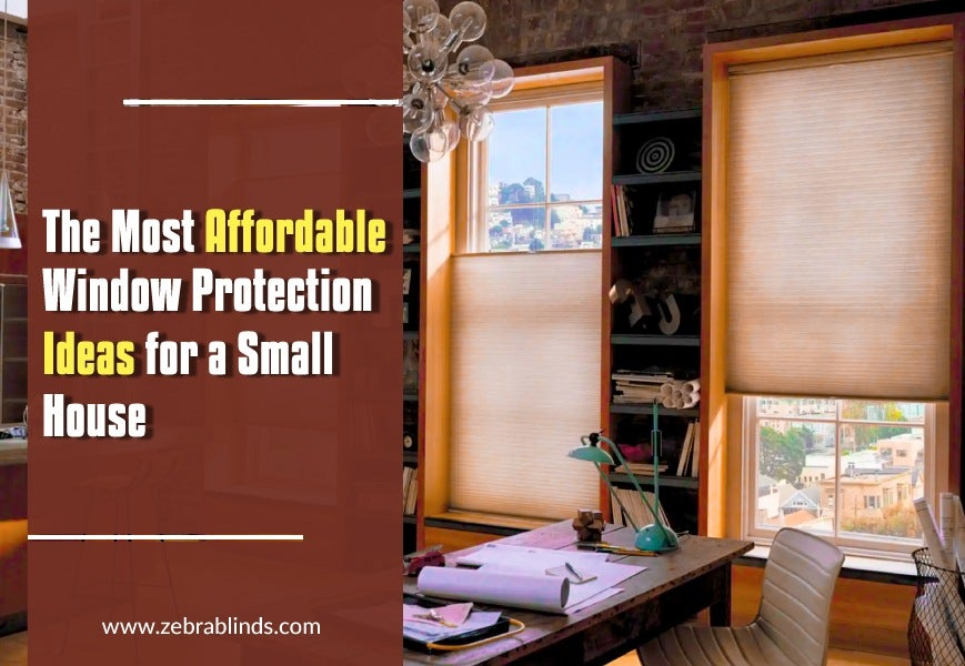 Affordable Window Treatment Ideas