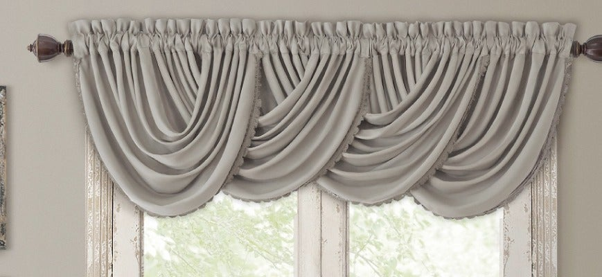 Custom Drapery Valances - Window Valances
