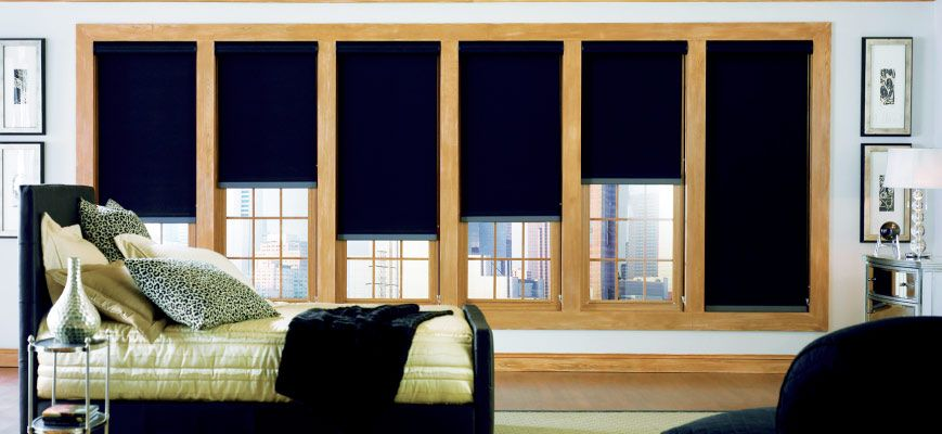 Blackout Shades for Bedroom
