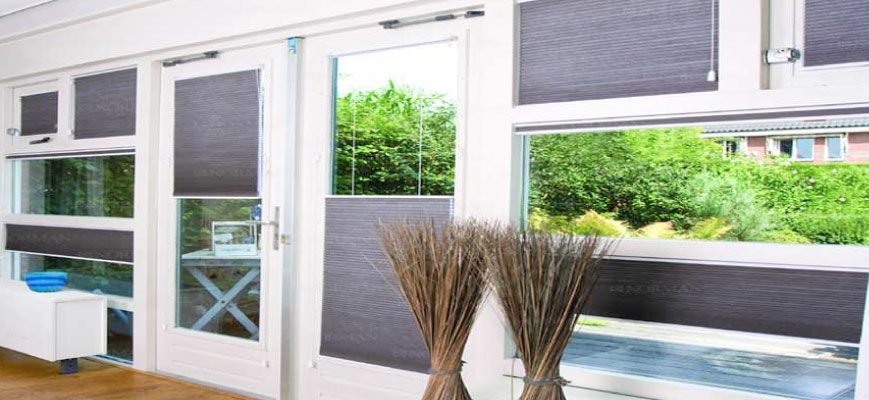 Norman Smart-fit Cellular Shades