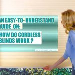 An Easy-to-Understand Guide on: How do Cordless Blinds Work?