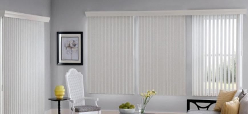 3½ Inches Graber PVC Vertical Blinds