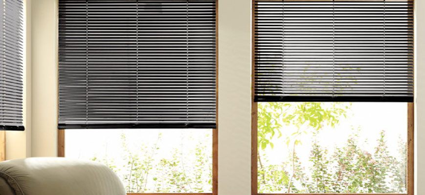 Aluminum One Touch Blinds