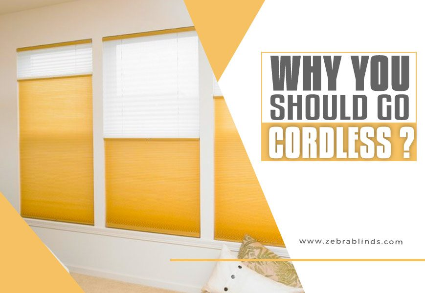 Latest Styles in Cordless Window Dressings