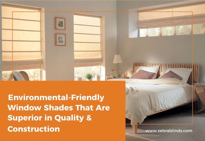 Eco Friendly Window Coverings