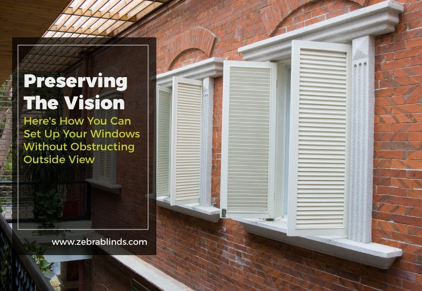 Custom Outdoor Window Blinds