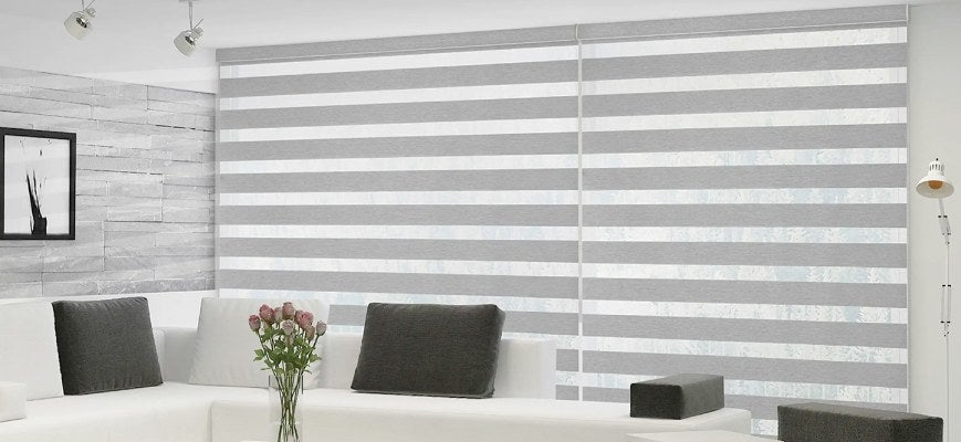 Zebra Sheer Shades