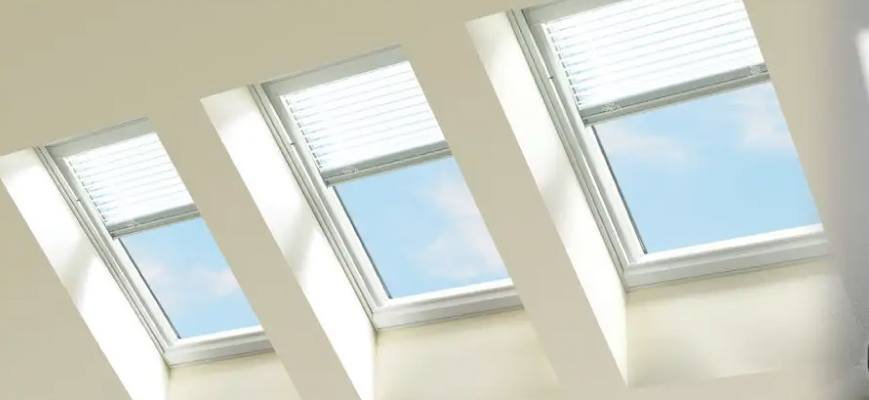 Aluminum Skylight Blinds