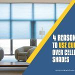 4 Reasons NOT to Use Curtains Over Cellular Shades