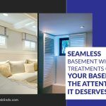 Seamless Basement Window Treatments Give Your Basement The Attention It Deserves