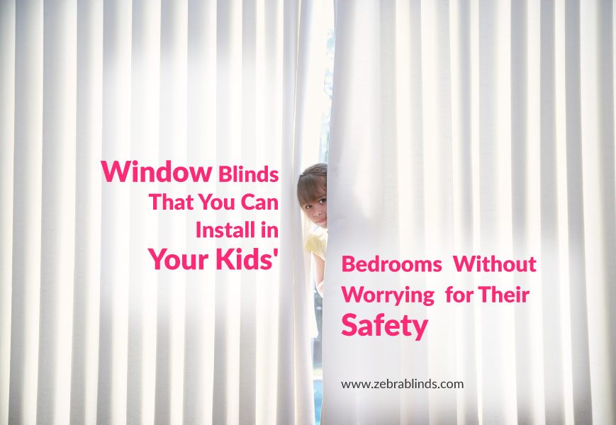 Child Safe Cordless Shades And Blinds