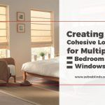 Creating a Cohesive Look for Multiple Bedroom Windows