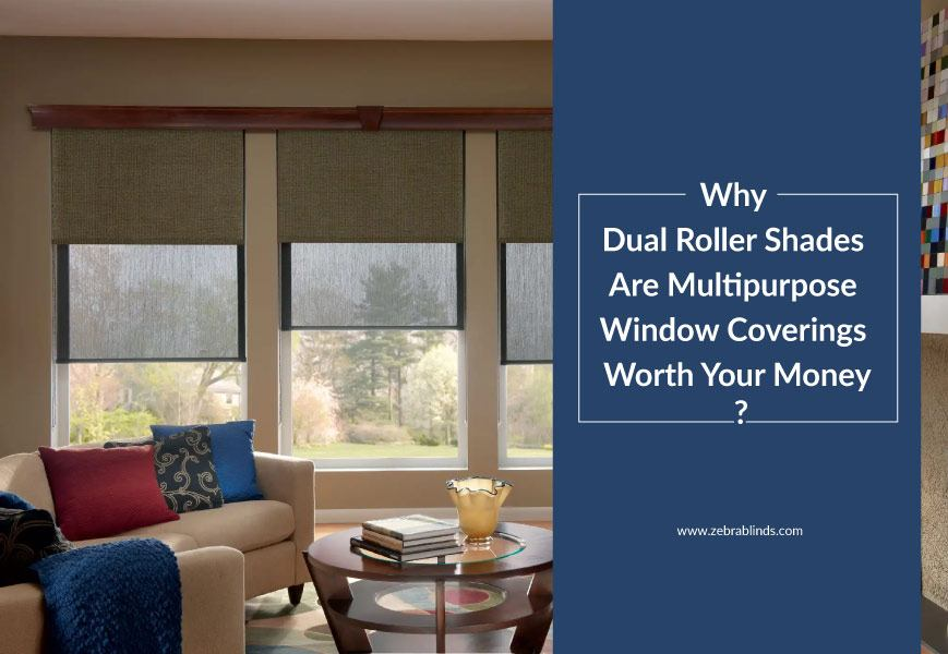 Graber Dual Roller Shades