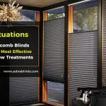 5 Situations Where Honeycomb Blinds Are the Most Effective Window Treatments