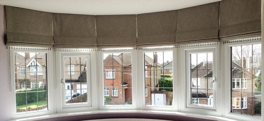 Bay Window Shades And Curtains A Complete Guide Zebrablinds