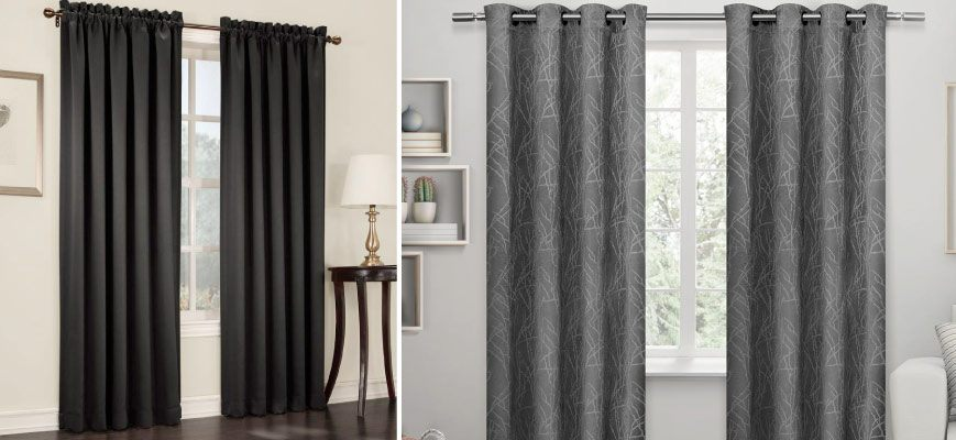 Room Darkening and Blackout Curtains