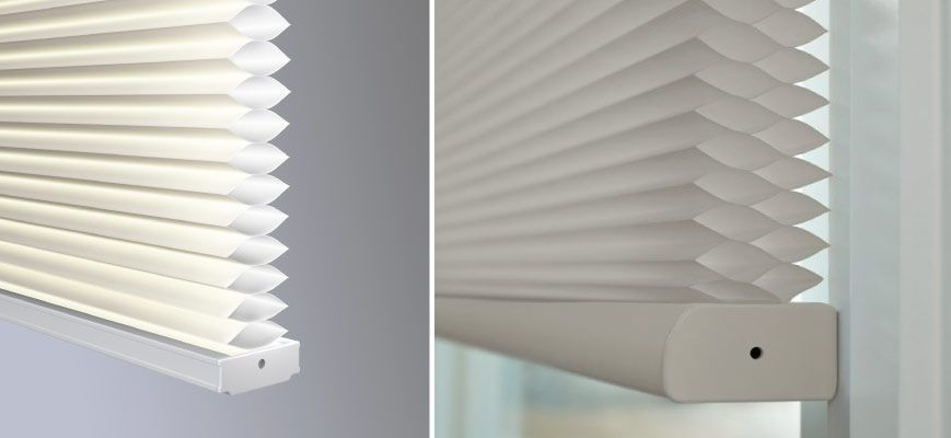 Single and Double Cell Blinds
