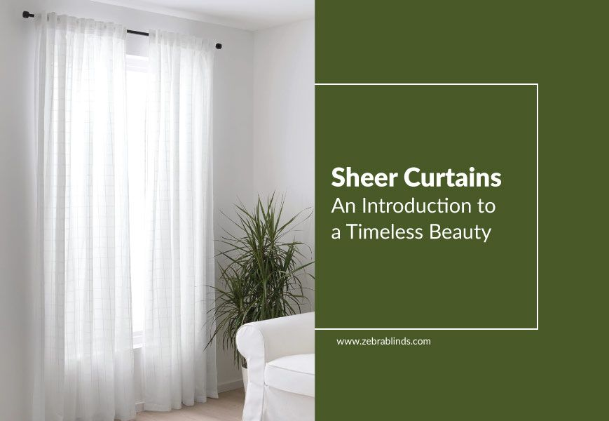 Do Sheer Curtains Offer Privacy? Summer Friendly Curtains ...