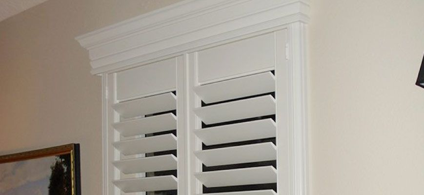 Cornices with Shutters
