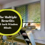 The Multiple Benefits of 1-inch Window Blinds