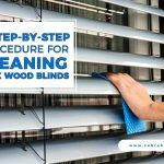 A Step-By-Step Procedure for Cleaning Faux Wood Blinds