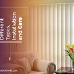 Vertical Blinds: Different Types, Installation And Care