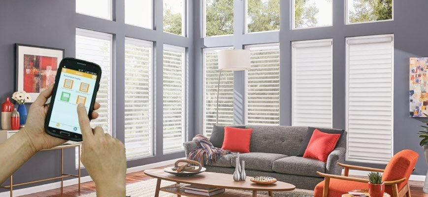 Z Wave Window Blinds and Shades