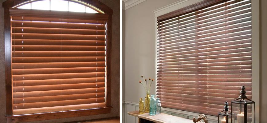 2 Inches Wood Blinds SS