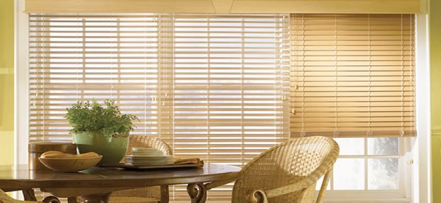 """2"""" Lake Forest Graber® Faux Wood Blinds"""
