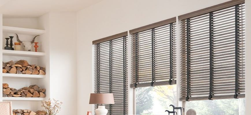 """2"""" Traditions Graber Wood Blinds"""