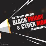 Get the best deals this Black Friday and Cyber Monday on window treatments
