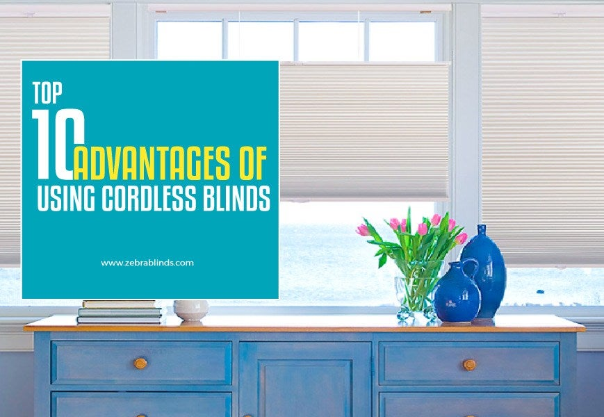 Energy Efficient Cordless Window Blinds