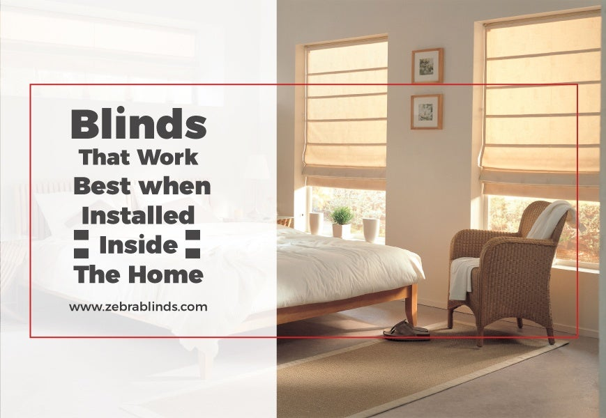 Blinds for Interior Windows