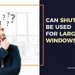 Can Shutters be Used for Large Windows?