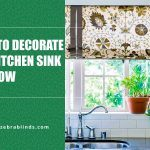 How to Decorate the Kitchen Sink Windows