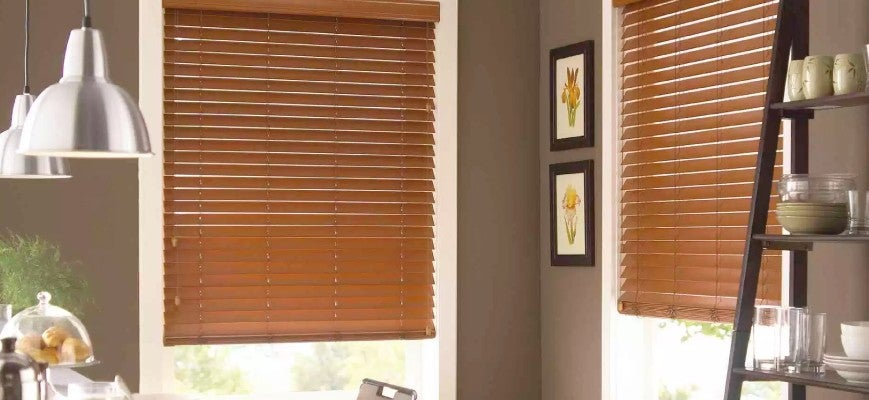 2-inch Faux Wood Blinds