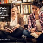 A Few Window Dressing Ideas for Keeping You Comfortable in Your Study