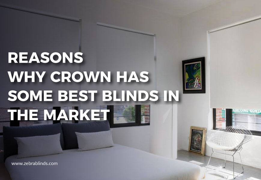 Crown Blinds and Shades