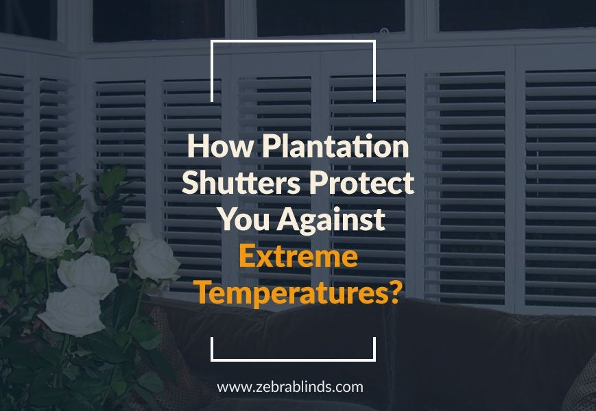 What Are Plantation Shutters
