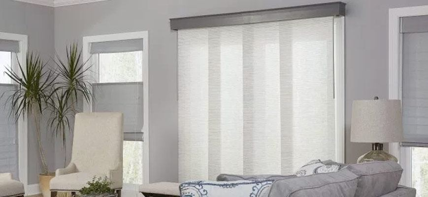Best Blinds For Sliding Glass Doors Most Suitable Window Treatments