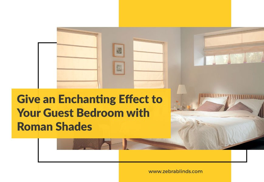 Shades For Bedroom Give An Enchanting Effect With Roman Shades Adorable Roman Shades Bedroom Style Collection