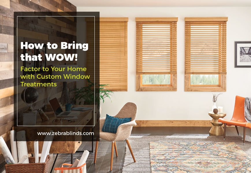 Window Covering Options