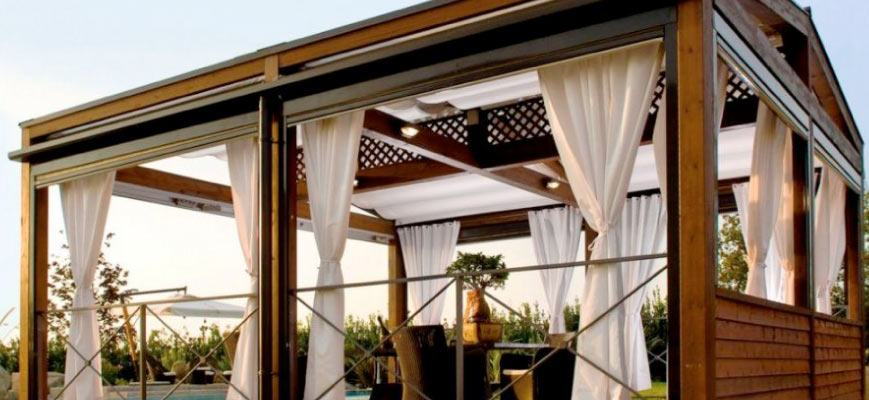Drapes and Curtains for Outdoors