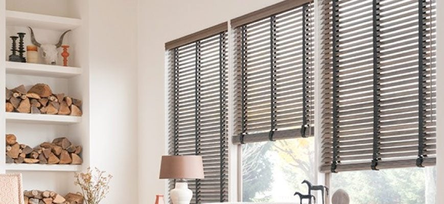 Graber Traditions Wood Blinds