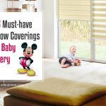 Top 5 Must-have Window Coverings for a Baby Nursery
