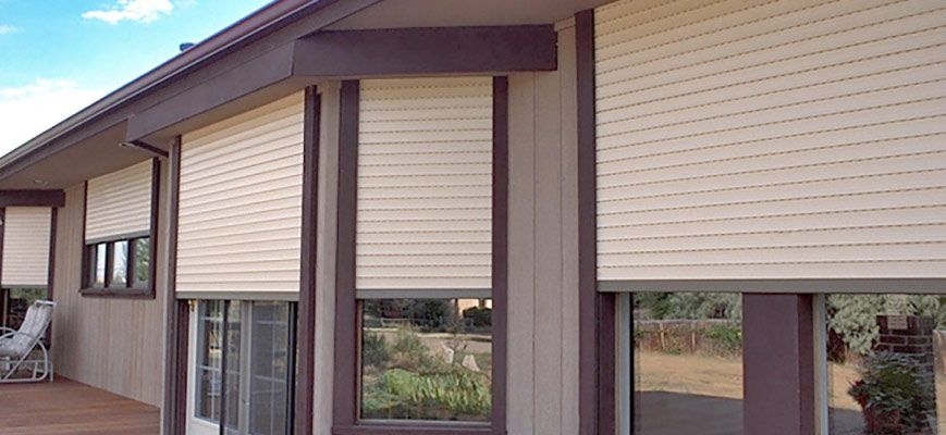 Outdoor Window Blinds And Shades