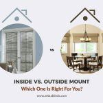 Inside vs. Outside Mount: Which One Is Right For You?