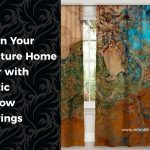 Design Your Signature Home Decor with Artistic Window Coverings